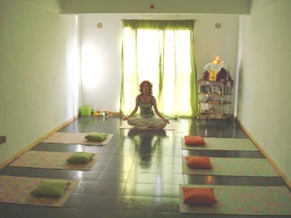 Clase de yoga - 3 part 8